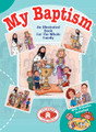 My Baptism, An Illustrated Guide for Children with Activities
