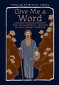 Give Me a Word: The Alphabetical Sayings of the Desert Fathers, PPS52
