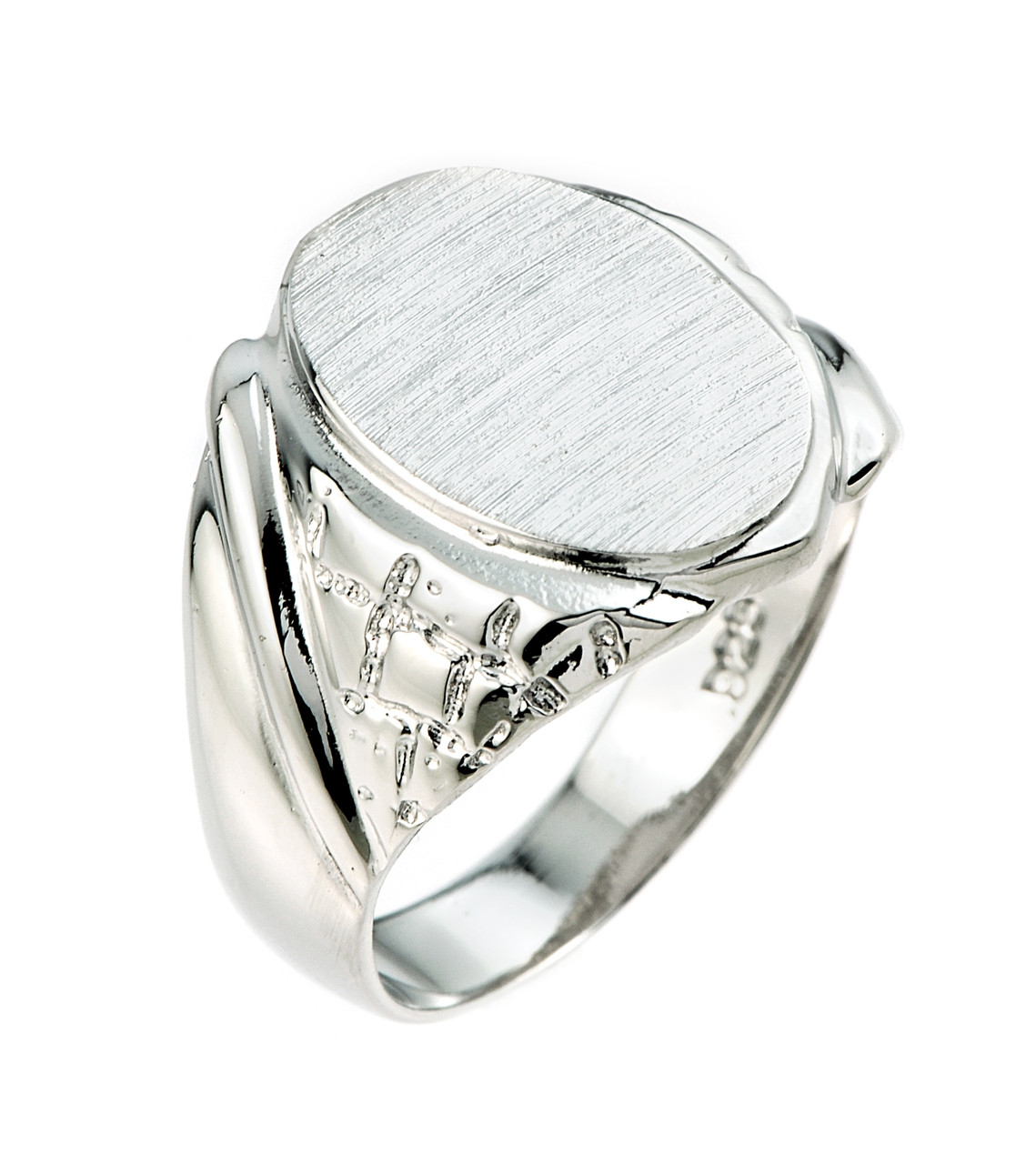 925 sterling silver the jovian signet ring for made