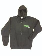 Kryptic Full Zip Hooded Sweatshirt Jacket