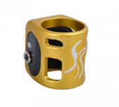 Fasen Wedge Clamp GOLD/BLACK