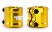 Tilt ARC Double Clamp -Oversized- GOLD