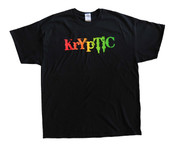 Kryptic Rasta Shirt www.krypticproscooters.com