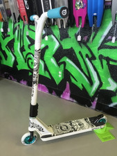 """""""Kryptic ENDLESS SUMMER"""" Custom Scooter www.krypticproscooters.com"""