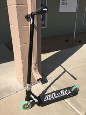 """""""Kryptic MINT"""" Custom Scooter www.krypticproscooters.com"""