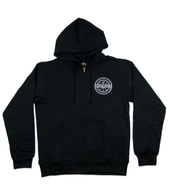 District Supply Co. Full zip Hoodie Legit www.krypticproscooters.com