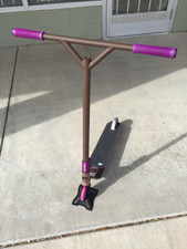 """""""Kryptic BANGER"""" Custom Scooter www.krypticproscooters.com"""