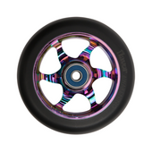 Flavor AWAKENING Wheels 110mm OIL SLICK/BLACK www.krypticproscooters.com