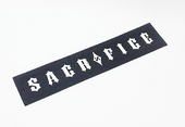 Sacrifice Grip Tape - TRADEMARK  www.krypticproscooters.com