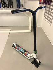 """Kryptic DROP IN"" Custom Scooter www.krypticproscooters.com"