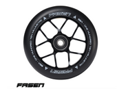 Fasen JET Wheel 110mm-BLACK/BLACK www.krypticproscooters.com