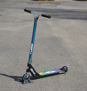 """Kryptic THREEFITTY"" Custom Scooter (SOLD)"