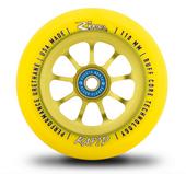 River Wheel SUNRISE Rapid 110mm Wheel  www.krypticproscooters.com