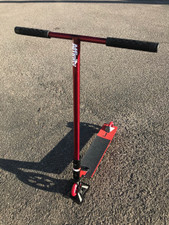 """Kryptic STREET BEAST"" Custom Scooter www.krypticproscooters.com"