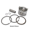 Piston Assy inc rings 52302062