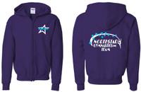 NorthStar Unisex Full Zip Hoodie