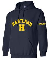 Hartland Unisex Hoodie
