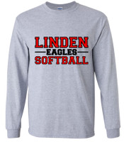 LHS Softball Unisex Long Sleeve Tee