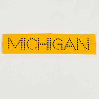 Michigan Headband