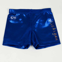 Ocean Mystique Workout Shorts