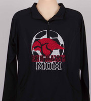 Red Hawk Soccer 1/4 Zip