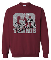 Gabriel Richard Tennis Sweatshirt