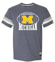 Champion Michigan Football Vintage Tee