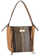 Tropicana Handbag Brown, Sml