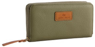 Tropicana Wallet - Green