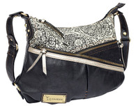Paris Nights Satchel