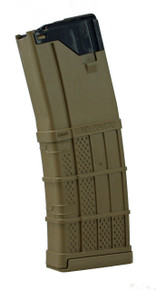 Lancer L5AWM Magazine 30 Round FDE-NOT CA LEGAL, CA LEO ONLY