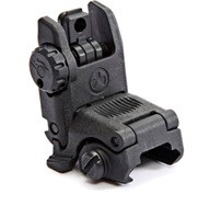 MBUS Gen 2 Rear, Magpul Backup Sights