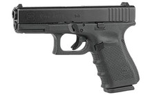 "Glock 19 Gen 4, 9mm 4.02"", 15+1 rd, OFF CA roster"