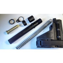 Sig Brace SB-15 Package Black w/ KAK Super Sig brace, QD endplate, Spacers...