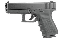 "Glock 19 Gen3, 9mm 4.02"", 10/15, 10 rd With Night Sights"