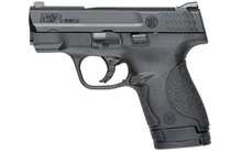 """S&W M&P Shield 9mm 3.125""""  7 & 8 round, Off roster No Safety"""