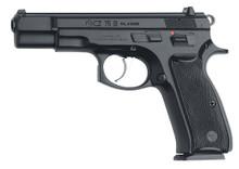 CZ 75B Full Size Pistol 9mm, On CA roster