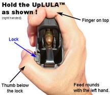 How to use UpLula