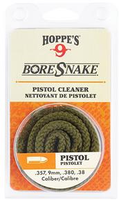 BoreSnake Pistol Cleaner - .357, 9mm, .380, .38