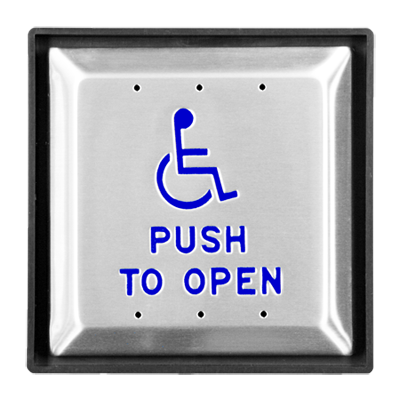 Handicap Door Button Wired Indoor Model Careprodx