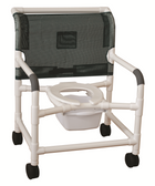 Bariatric Roll In Shower Chair