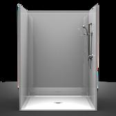 60 X 60 Roll In Ready Shower