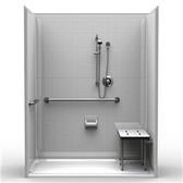 ADA Handicap Shower 5LES263371FTT
