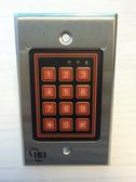 Flush Mount Indoor/Outdoor Keypad Actuator