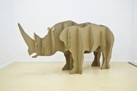 Xanita half size 3D Rhino