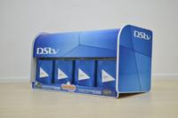 Shelf mount Decoder Display unit 878mm x 410mm x 400mm