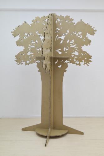4 Sided Tree 1840mm W x 1840mm D x 2200mm H