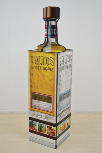 Tequila Stand FSU 400mm W x 384mm D x 1600mm H