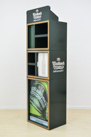 Product Display Unit 500mm (w) x 350mm (d) x 1650mm (h)