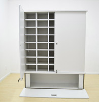 Shoe Cupboard (50 Pairs) 1400mm (w) x 426mm (d) x 1726mm (h)